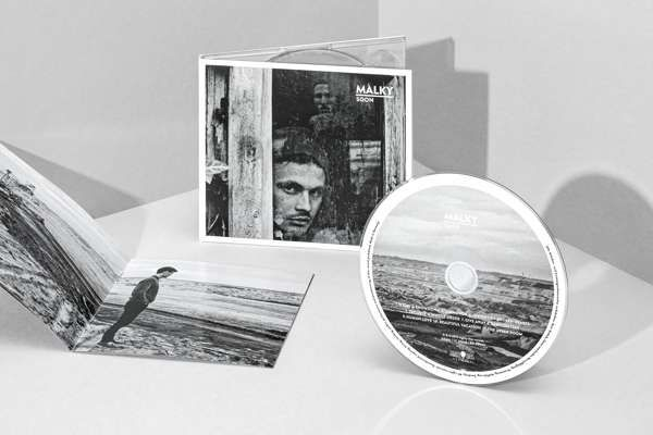 Malky - Soon CD - ninetydaysrecords