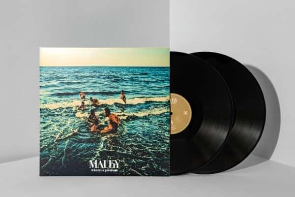 Malky - Where Is Piemont - Vinyl - ninetydaysrecords