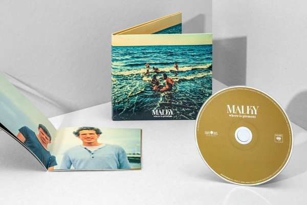 Malky - Where Is Piermont CD - ninetydaysrecords