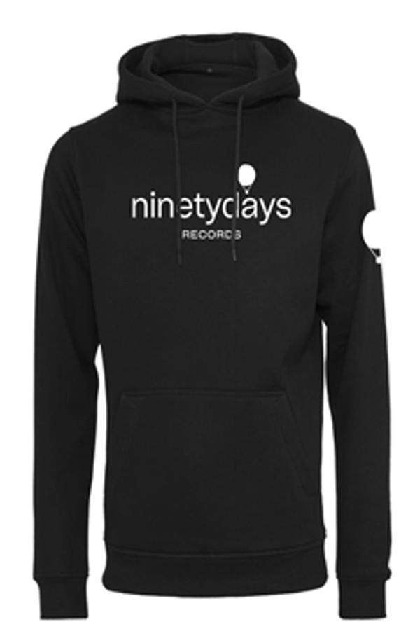Ninetydays Hoodie - ninetydaysrecords