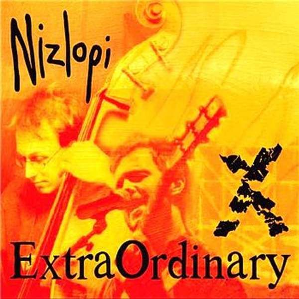 Nizlopi - Extraordinary (CD) - Nizlopi