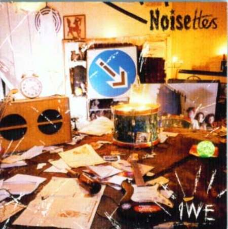 IWE - Mini CD - Noisettes