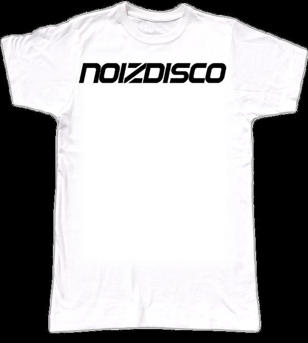 T-shirt: Noizdisco Logo - Noizdisco