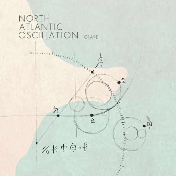 Glare EP (CD) - North Atlantic Oscillation