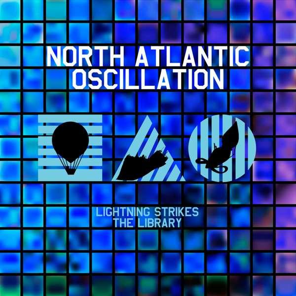 Lightning Strikes The Library (CD) - North Atlantic Oscillation