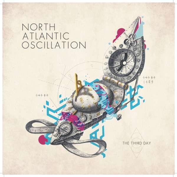The Third Day (CD) - North Atlantic Oscillation