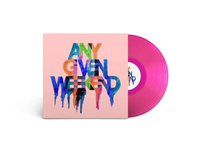 "Any Given Weekend (12"" vinyl) - Northeast Party House"