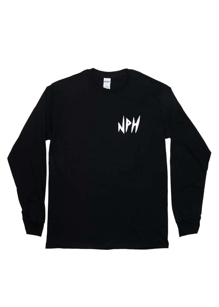 NPH Long-Sleeve / Black - Northeast Party House