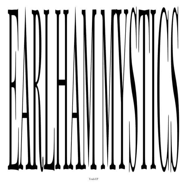 """Earlham Mystics (Luke Abbott) - Truth EP (12"""" Vinyl) - NOTOWN"""