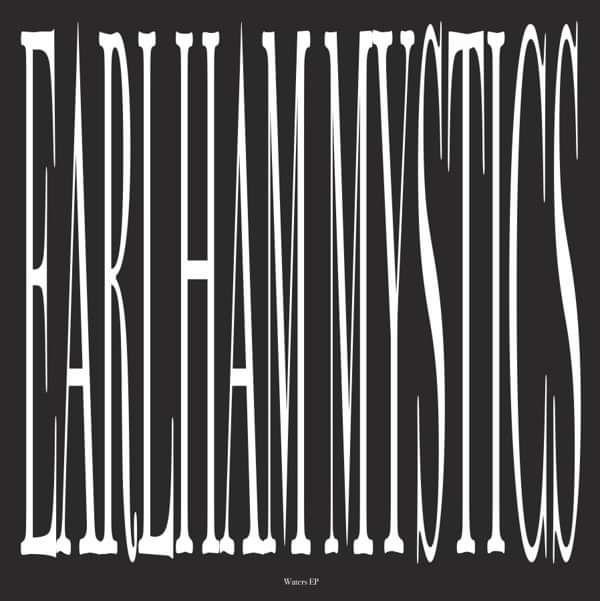 "Earlham Mystics (Luke Abbott) - Waters EP 12"" - VINYL PRE-ORDER - NOTOWN"