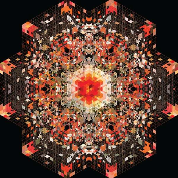 Gold Panda - Half Of Where You Live LP - NOTOWN