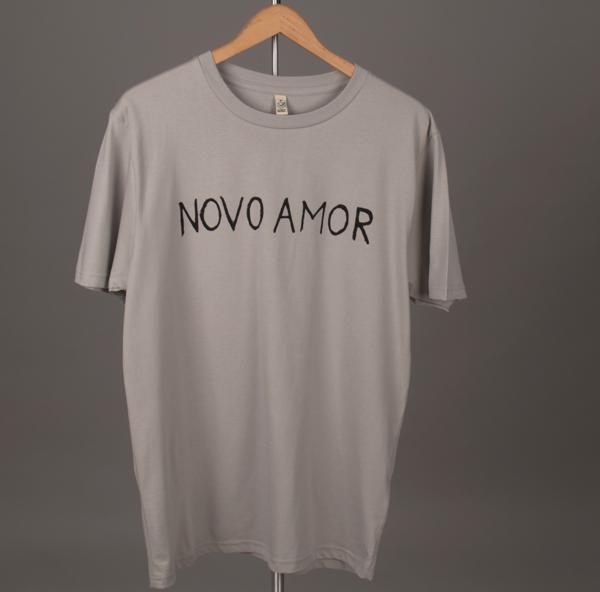 Novo Amor Text Tee - Novo Amor