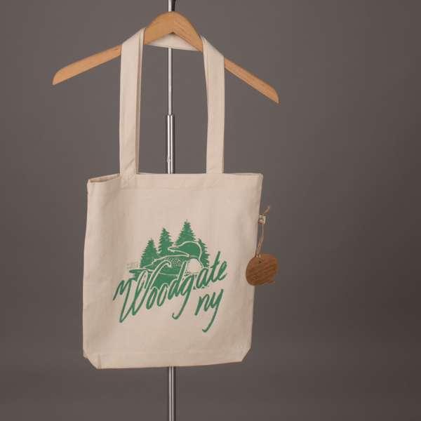 Woodgate, NY Tote Bag - Novo Amor