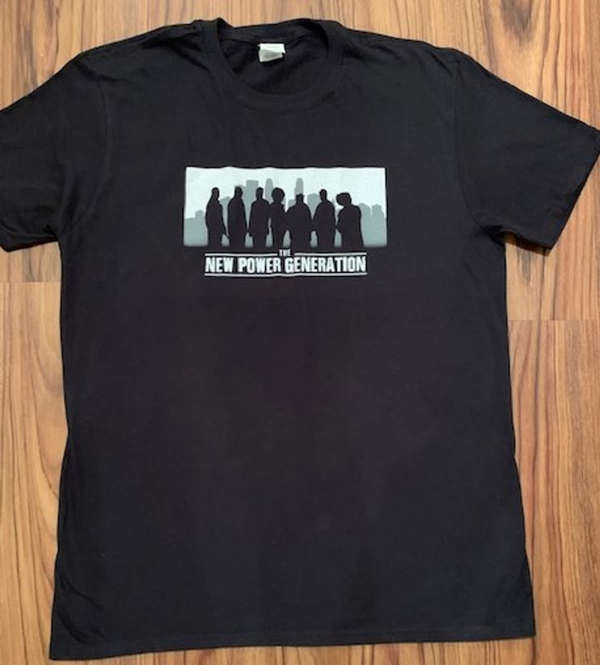 NPG European Tour 2019 Tee - Collectors Item - New Power Generation