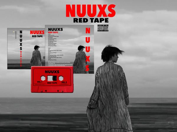 Red Tape Mixtape (Cassette) - NUUXS