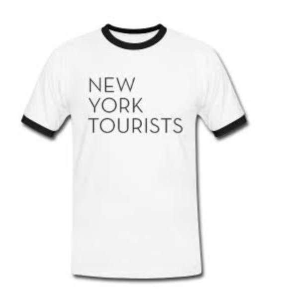 New York Tourists T-Shirt - New York Tourists