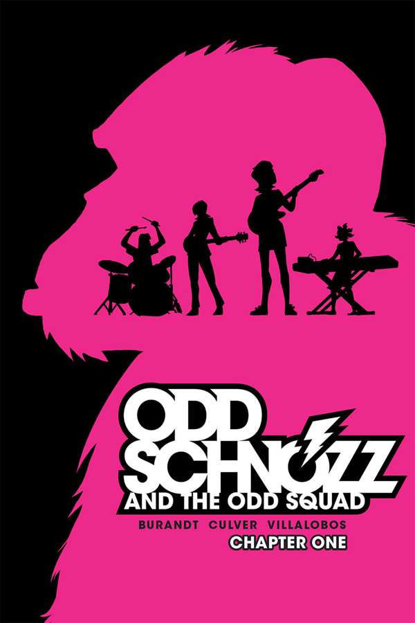 Odd Schnozz and the Odd Squad No. 1 - Odd Schnozz and the Odd Squad