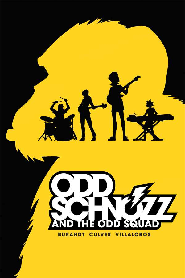 Odd Schnozz and the Odd Squad Trade Paperback OGN - Odd Schnozz and the Odd Squad