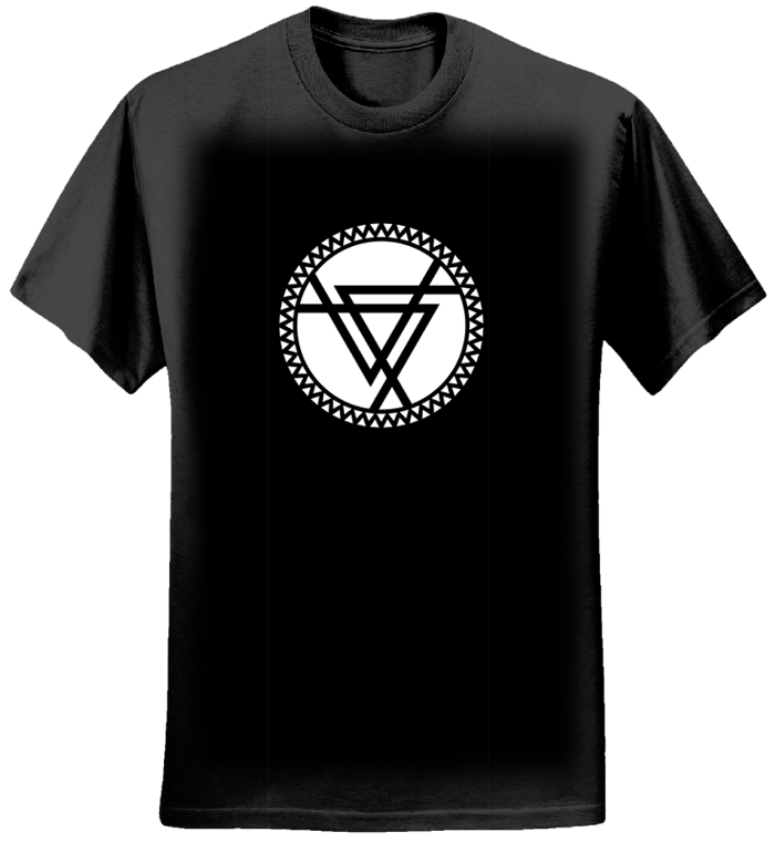 THE OFFICIAL OFF BALANCE BLACK TEE MENS - OFF BALANCE