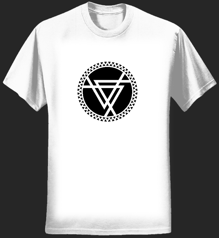 THE OFFICIAL OFF BALANCE WHITE TEE MENS - OFF BALANCE