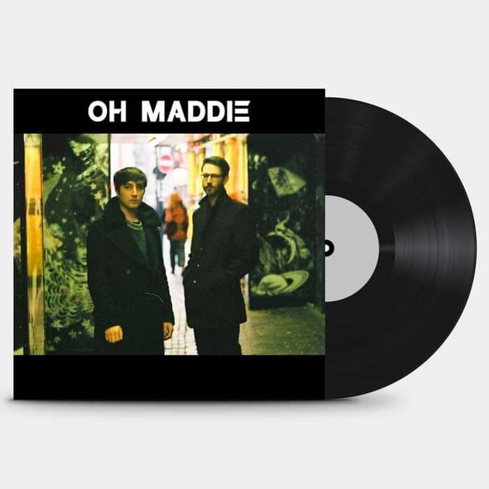 """Oh Maddie EP - 12"""" Vinyl - Oh Maddie"""