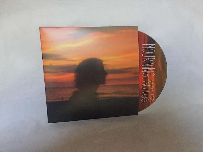 Mourning Songs CD - Okay Alright