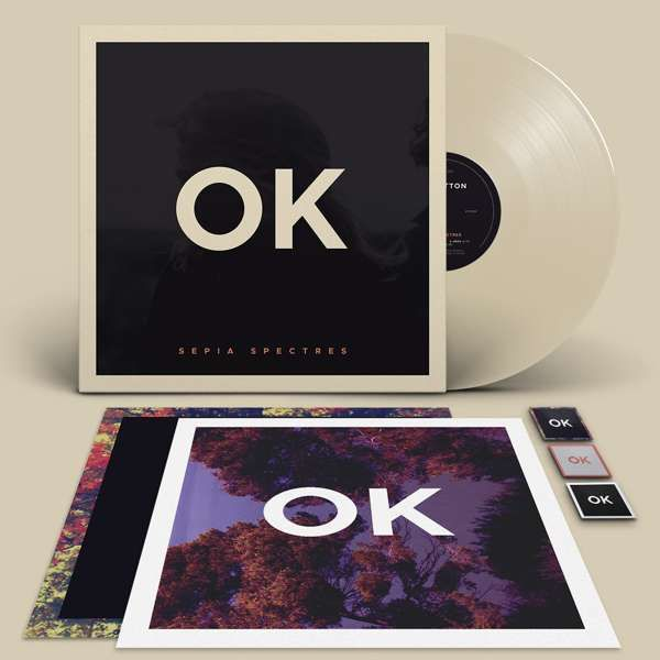Vinyl EP Bundle - OK Button