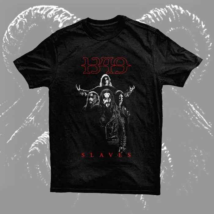 1349 -  Slaves T-Shirt - Omerch