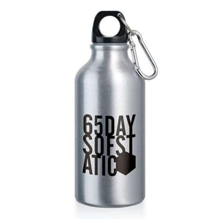 65daysofstatic -  Logo Water Bottle - Omerch