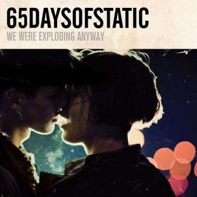 65daysofstatic - 'We Were Exploding Anyway' CD - Omerch