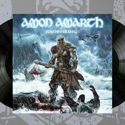 Amon Amarth - 'Jomsviking' 2LP - Omerch