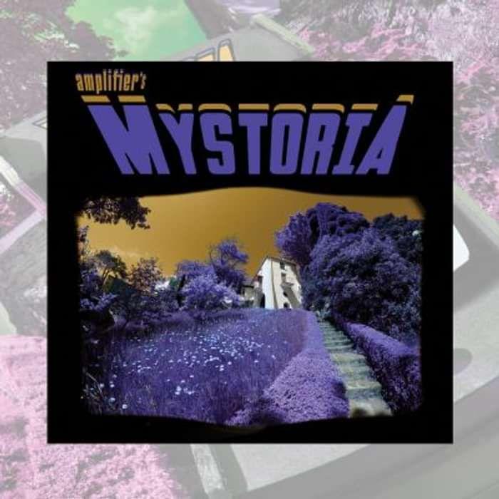 Amplifier - 'Mystoria' Jewelcase CD - Omerch