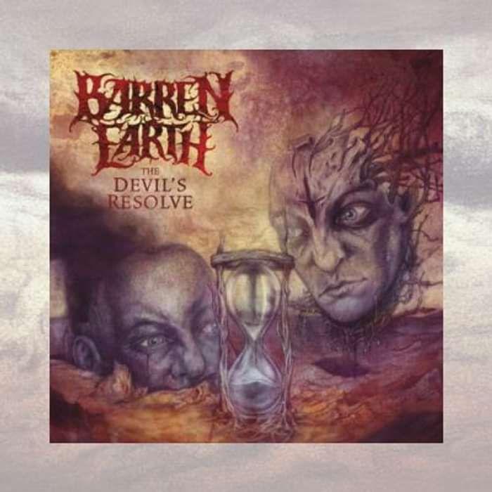 Barren Earth - 'The Devil's Resolve' CD - Omerch