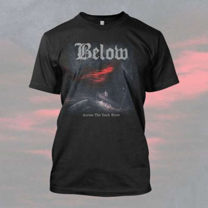 Below - Across T-Shirt - Omerch