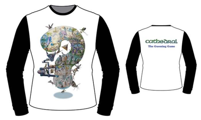 Cathedral - Guessing Game Raglan - Omerch