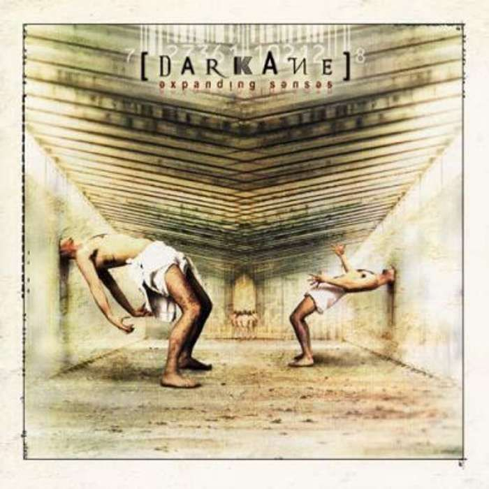 Darkane - 'Expanding Senses' CD - Omerch