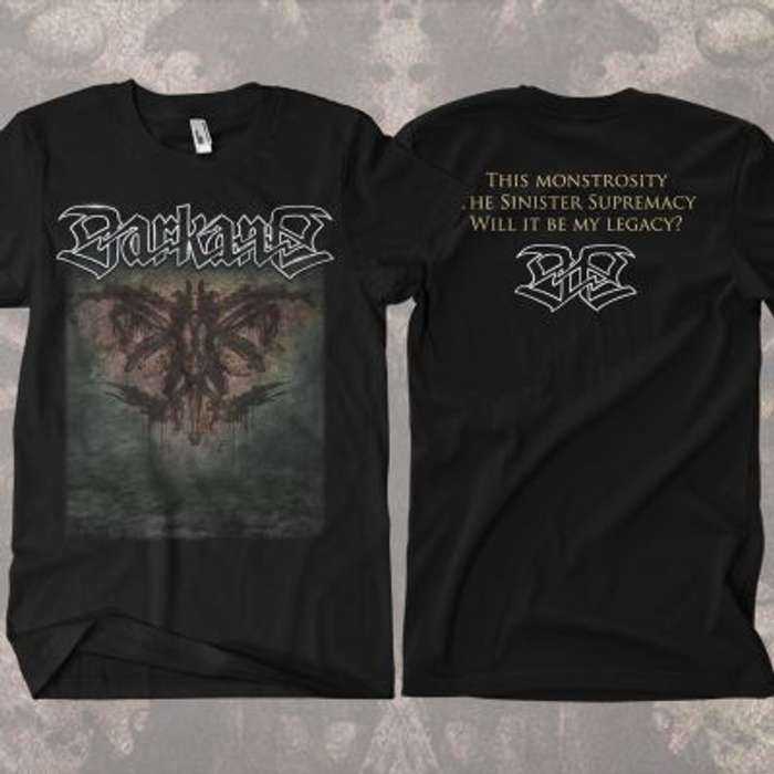 Darkane - Sinister T-Shirt - Omerch