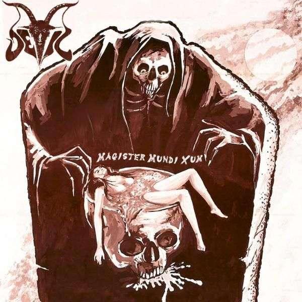 "Devil -  'Magister Mundi Xum' 10"" Vinyl - Omerch"