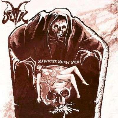 Devil - 'Magister Mundi Xum' CD - Omerch