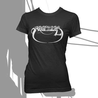 ...And You Will Know Us By The Trail Of Dead -  Logo Fitted T-Shirt - Omerch