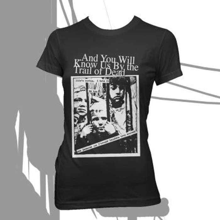 ...And You Will Know Us By The Trail Of Dead -  Original Fitted T-Shirt - Omerch
