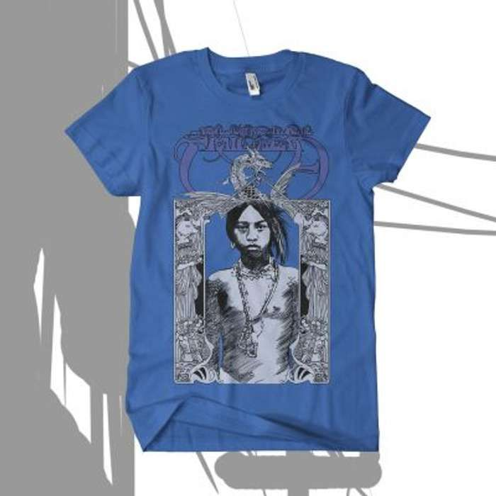 ...And You Will Know Us By The Trail Of Dead -  Tattoo Girl T-Shirt - Omerch