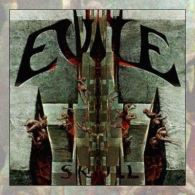 Evile - 'Skull' CD - Omerch