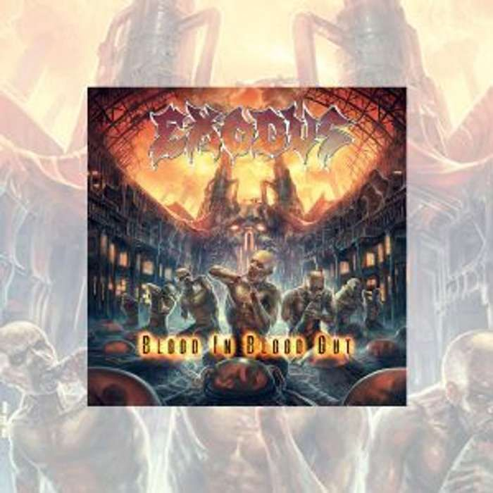 Exodus -  Blood In, Blood Out CD - Omerch