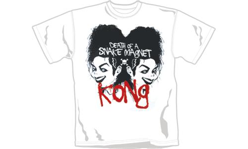 Kong - Face T-shirt - Omerch