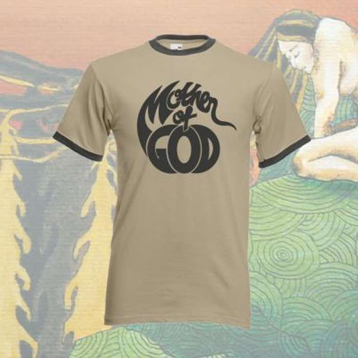 Mother of God -  Logo Ringer T-Shirt - Omerch
