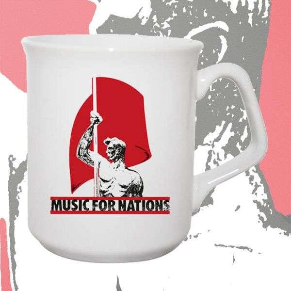 Music For Nations  - 'Flagman' Mug - Omerch