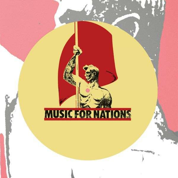 Music For Nations  - 'Flagman' Vinyl Slipmat - Omerch