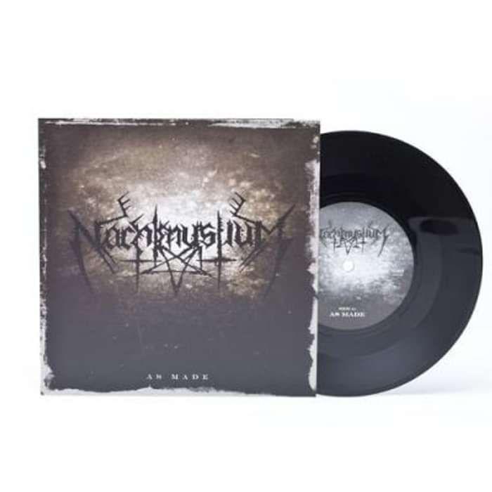 "Nachtmystium  -  'As Made' 7"" Vinyl - Omerch"