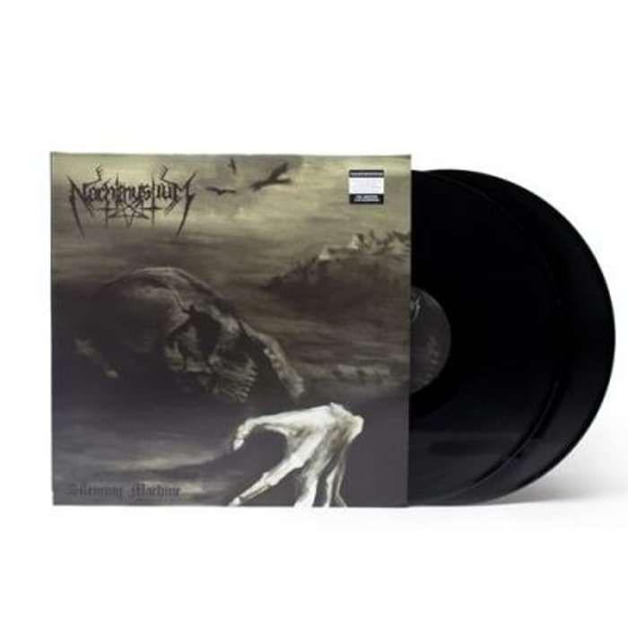 Nachtmystium  -  'Silencing Machine' Vinyl - Omerch